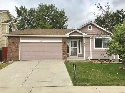 Broomfield Single Family Home Under Contract: 12649 Meade Street