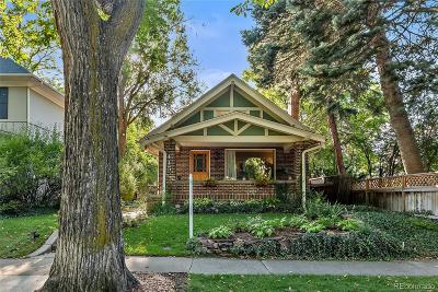 Single Family Home Under Contract: 445 North Humboldt Street
