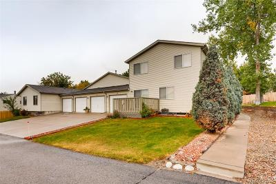 Castle Rock CO Condo/Townhouse Active: $267,000