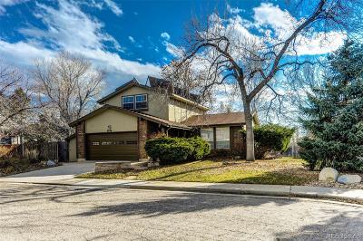 Boulder Single Family Home Active: 4286 Redwood Court