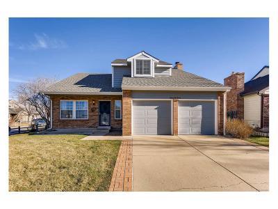 Arvada Single Family Home Active: 8290 Johnson Street
