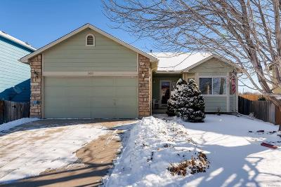 Brighton Single Family Home Under Contract: 2642 Cherry Circle