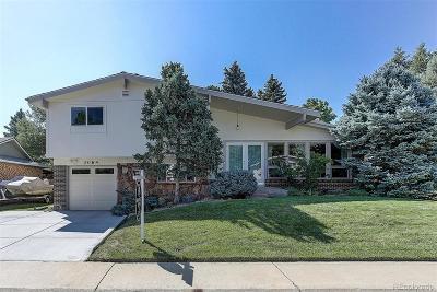 Single Family Home Active: 3064 South Xanthia Street