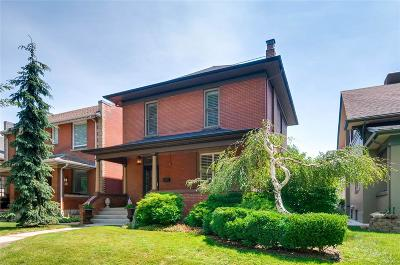 Single Family Home Active: 468 North Lafayette Street