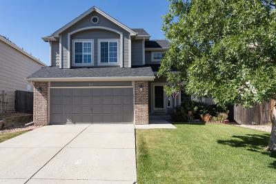 Castle Rock CO Single Family Home Active: $417,000
