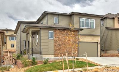 Arvada Single Family Home Active: 18760 West 93rd Drive