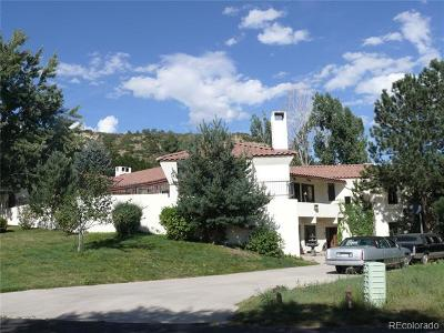 Colorado Springs Condo/Townhouse Active: 3205 Leslie Drive