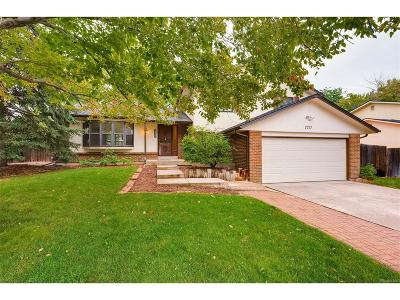 Centennial Single Family Home Active: 7777 South Poplar Way