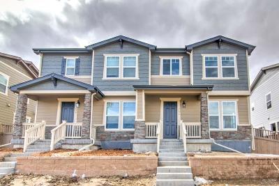 Castle Rock CO Condo/Townhouse Active: $430,000
