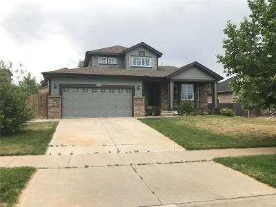 Aurora Single Family Home Active: 2592 South Flanders Court