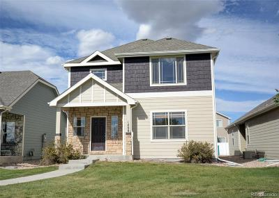 Berthoud Single Family Home Active: 1408 Glacier Avenue