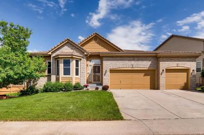 Highlands Ranch Single Family Home Active: 2839 Clairton Drive