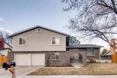 Arvada Single Family Home Under Contract: 7256 West 83rd Way