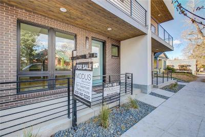 Denver Condo/Townhouse Active: 1825 South Pearl Street