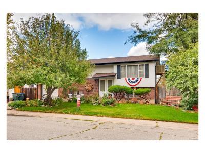 Northglenn Single Family Home Active: 11530 Ogden Street