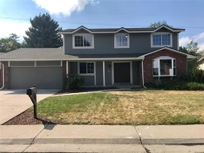 Lakewood CO Single Family Home Active: $479,900
