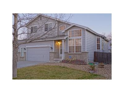 Denver Single Family Home Active: 14974 East 50th Place