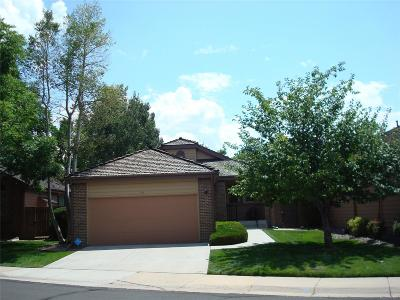Denver Single Family Home Active: 7900 East Dartmouth Avenue #58