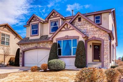 Pine Creek Single Family Home Under Contract: 3785 Cherry Plum Drive