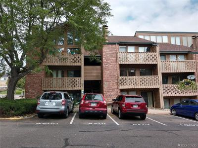 Lakewood Condo/Townhouse Active: 12350 West Nevada Place #301