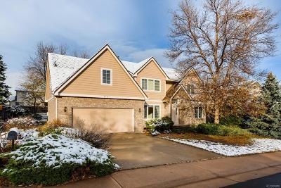 Centennial Single Family Home Active: 8161 South Saint Paul Way