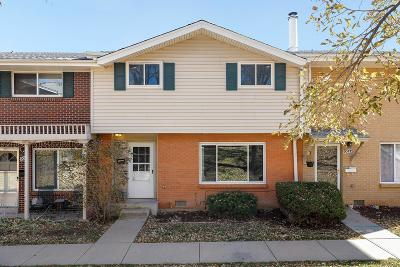 Denver Condo/Townhouse Under Contract: 9046 East Lehigh Avenue