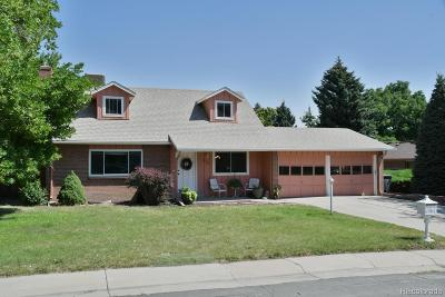 Arvada Single Family Home Under Contract: 9767 West 76th Place