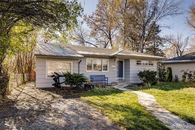 Single Family Home Active: 3900 East Jerome Avenue