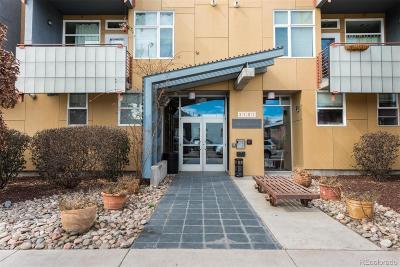 Denver CO Condo/Townhouse Active: $329,000