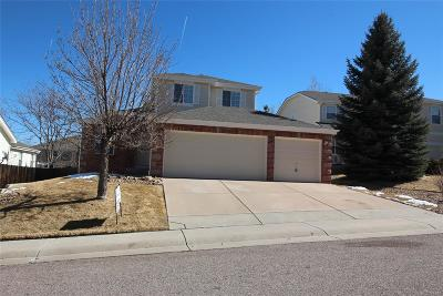 Castle Pines Single Family Home Active: 8144 Spikegrass Court