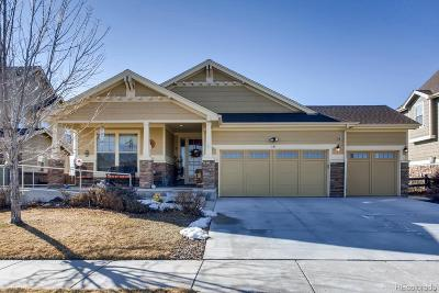Aurora CO Single Family Home Active: $450,000