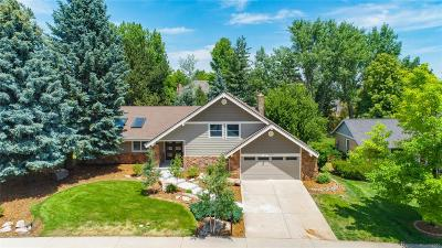 Greenwood Village CO Single Family Home Under Contract: $925,000
