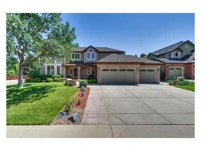 Littleton Single Family Home Under Contract: 11106 West Rowland Avenue