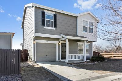 Thornton Single Family Home Under Contract: 5208 East 100th Place