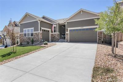 Castle Rock Single Family Home Active: 2732 Rising Moon Way