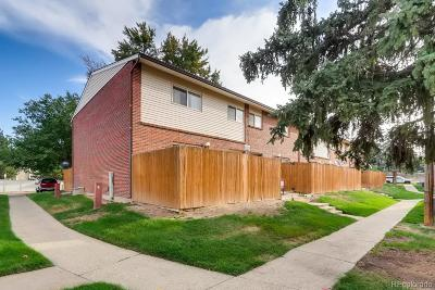 Westminster Condo/Townhouse Active: 8079 Wolff Street #G