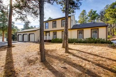 Elbert Single Family Home Under Contract: 14255 Timber Grove Lane