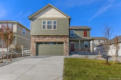 Castle Pines, Castle Rock, Littleton, Lone Tree, Parker Single Family Home Under Contract: 2083 Shadow Rider Circle