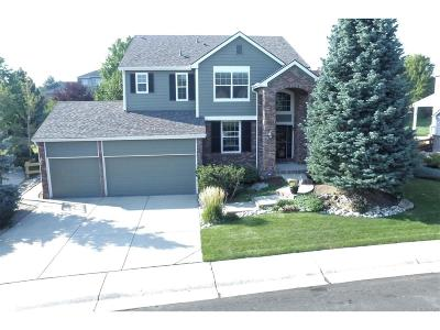 Highlands Ranch Single Family Home Under Contract: 1450 Meyerwood Lane