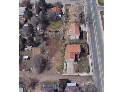 Arapahoe County Residential Lots & Land Active: 3111 South Alcott Court