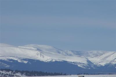 Park County Residential Lots & Land Active: 1682 Rio Blanco Road