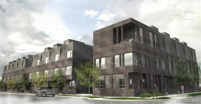 Denver Condo/Townhouse Active: 900 40th Avenue