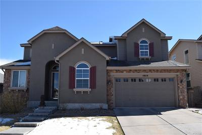 Highlands Ranch CO Single Family Home Under Contract: $749,999