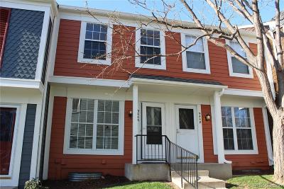 Lafayette Condo/Townhouse Under Contract: 944 Milo Circle #A