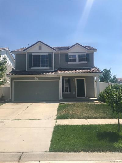Denver Single Family Home Under Contract: 21508 Randolph Place