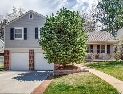 Centennial Single Family Home Active: 6776 South Magnolia Court
