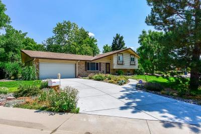 Centennial Single Family Home Active: 4436 East Hinsdale Place