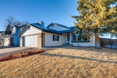 Northridge Single Family Home Under Contract: 625 Ridgeglen Way