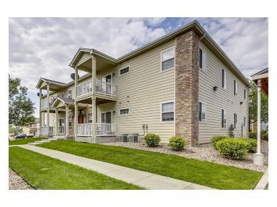 Denver Condo/Townhouse Active: 1750 West 53rd Place #8
