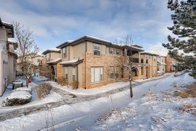 Aurora Condo/Townhouse Active: 6722 South Winnipeg Circle #102